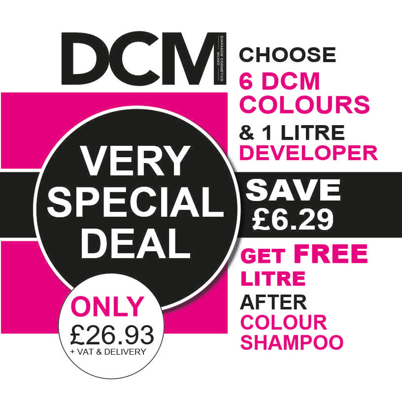 DCM 6-Tube Colour Special Deal