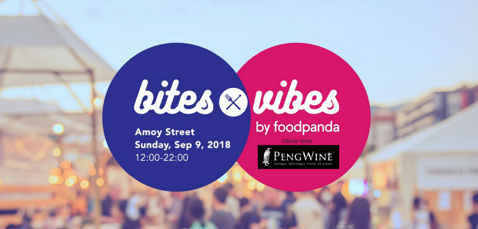 PENGWINE PARTY PEEPS @ BITES & VIBES 2018 (SINGAPORE)