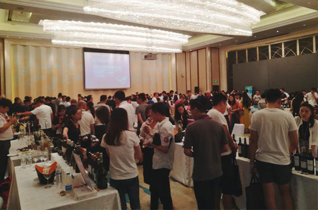 DAWA 2018 WINNING WINES AT INTERWINE CHINA