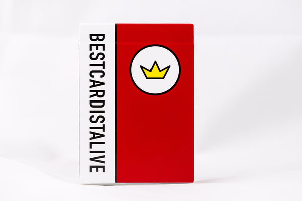 BCA Playing Cards - RED