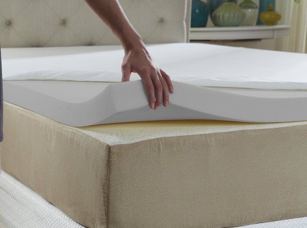 confourm memory foam mattress toppers