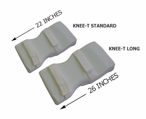 The Knee-T Collection: Standard, Deluxe,  XL &  PROFESSIONAL Models - Patented Geometry