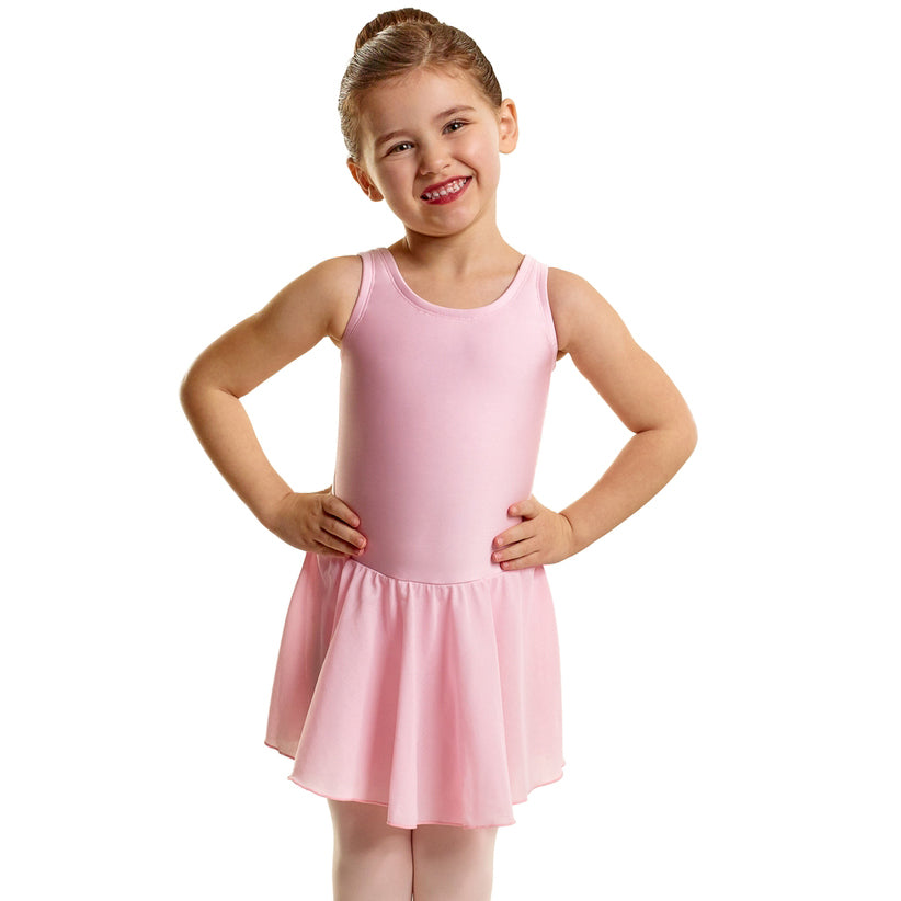 Ovation® Tank Dress - pink, South Tulsa Dance Co.