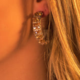 Shimpy Statement Earrings
