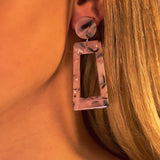 Oh D'Earrings - Pink