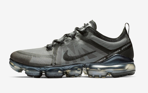 NIKE AIR VAPORMAX 2019 BLACK; AR6631-001