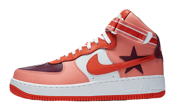 "RICARDO TISCI X NIKE AIR FORCE 1 HIGH ""ICARUS""; AQ3366-601"