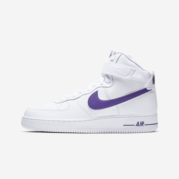 NIKE AIR FORCE 1 HIGH '07 3; AT4141-103