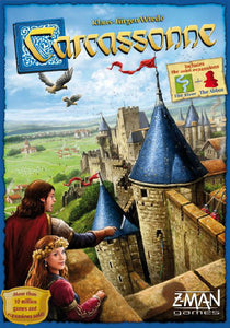 Carcassonne: 2nd Edition