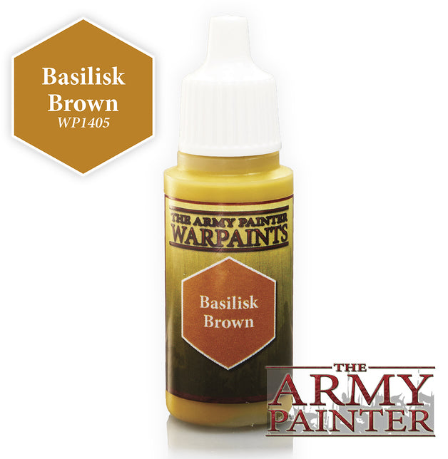Army Painter: Basilisk Brown