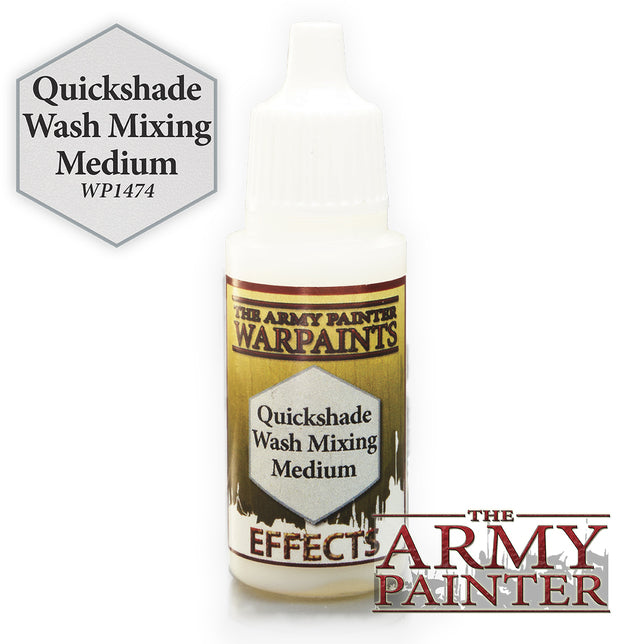 Army Painter: Quickshade Wash Mixing Medium