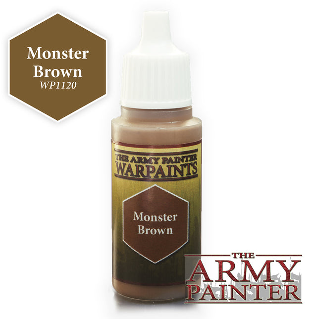 Army Painter: Monster Brown