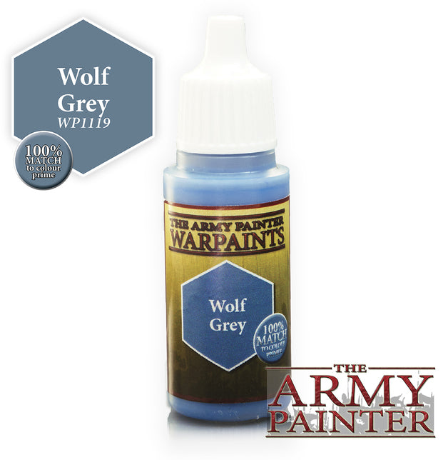 Army Painter: Wolf Grey
