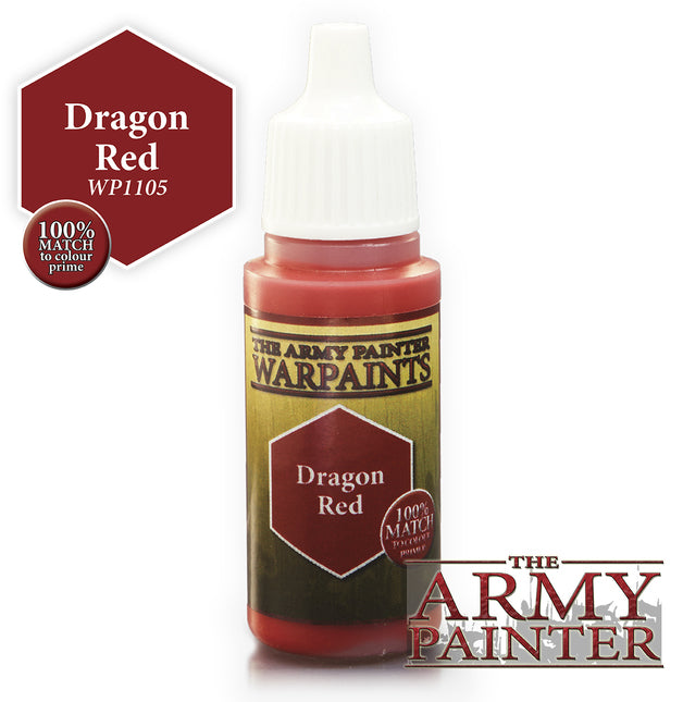 Army Painter: Dragon Red