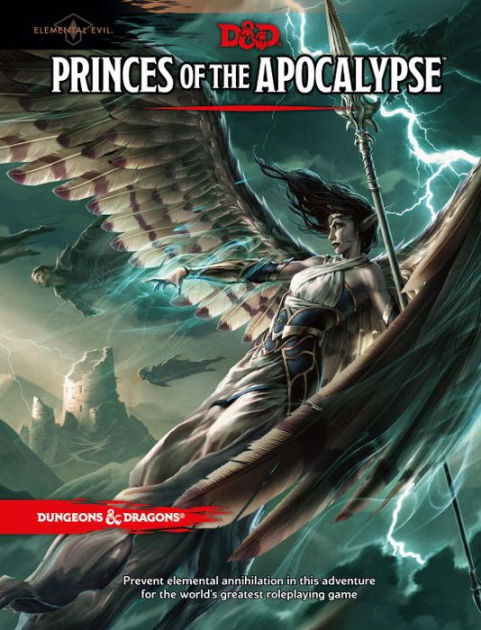 D&D: Princes of the Apocalypse