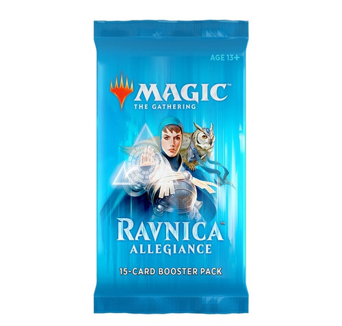 Magic The Gathering: Ravnica Allegiance Single Booster