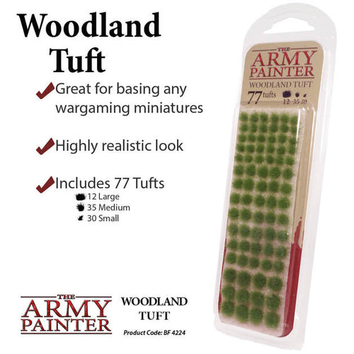 Army Painter: Woodland Tuft