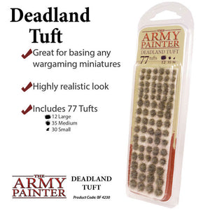 Army Painter: Deadland Tuft
