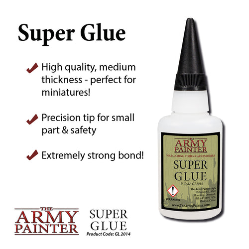 Army Painter: Super Glue