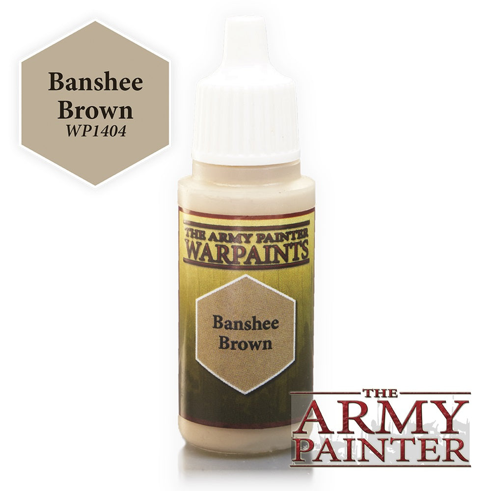 Army Painter: Banshee Brown