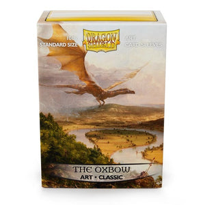 Dragon Shield The Oxbow Matte 100 Protective Sleeves