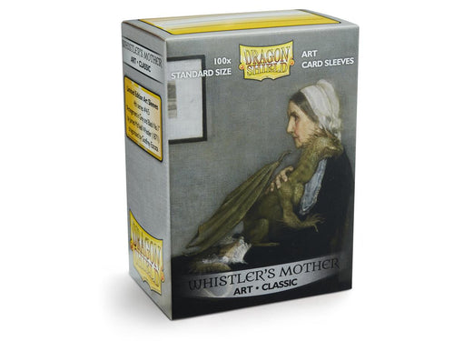 Dragon Shield Whistlers Mother Matte 100 Protective Sleeves