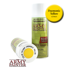 Army Painter: Colour Primer Daemonic Yellow