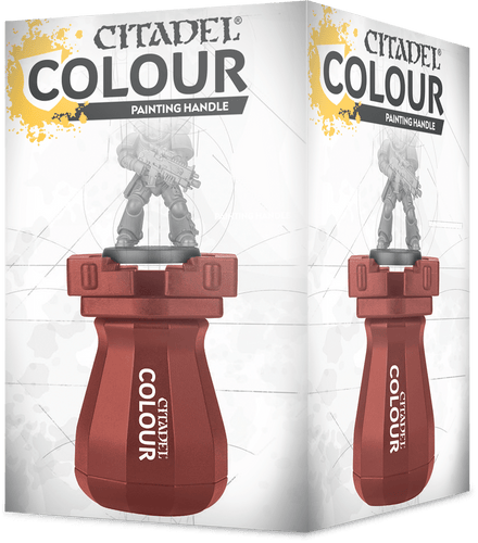 Citadel Colour: Red Painting Handle