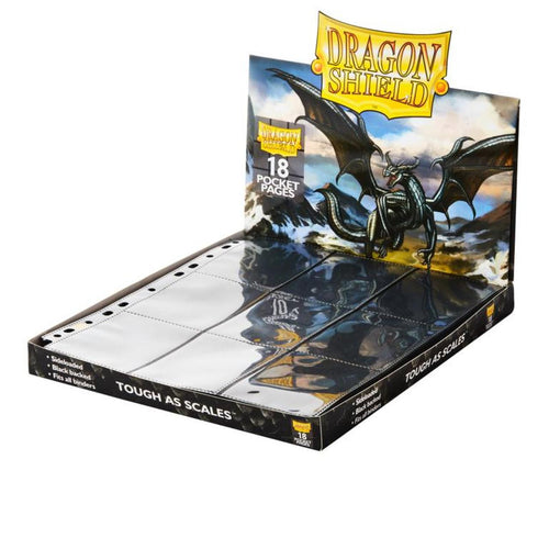 Dragon Shield 18 Pocket Pages 50ct