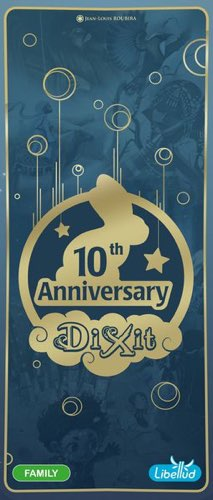 Dixit: 10th anniversary eddition