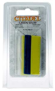Green Stuff Model Putty