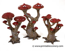 Load image into Gallery viewer, Mushroom Forest Bundle 1