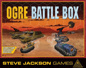 Ogre Battle Box