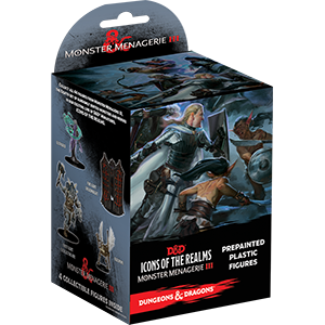 Dungeons & Dragons: Icons of the Realm Monster Menagerie booster box