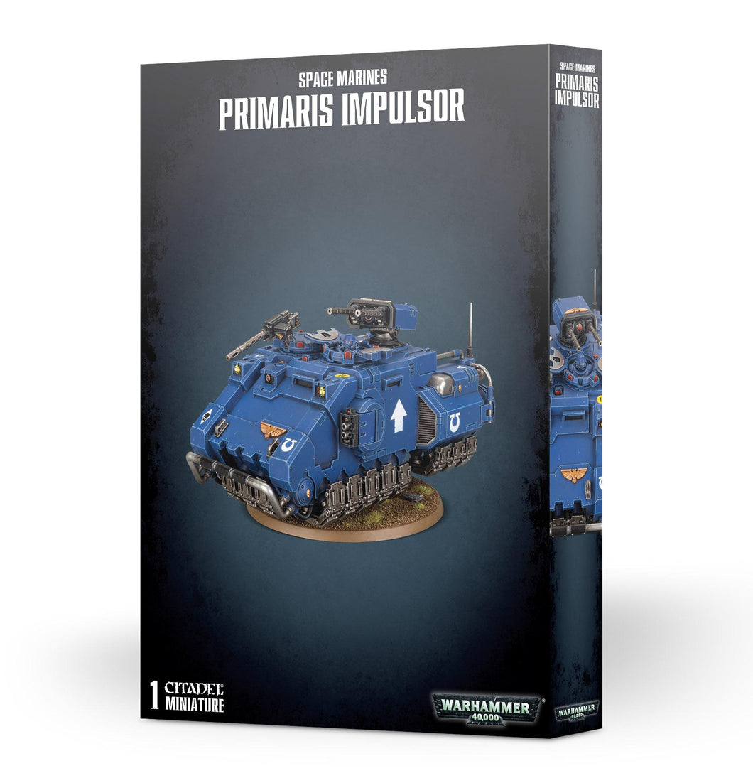 Space Marine Primaris Impulsor