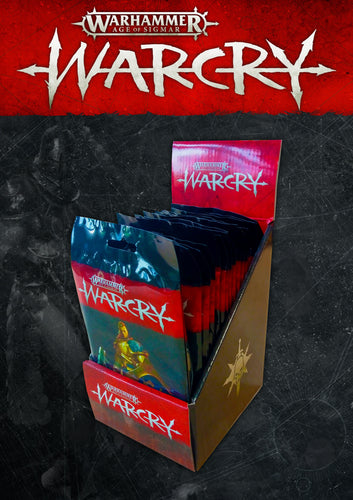 WARCRY: Nighthaunt Card Pack