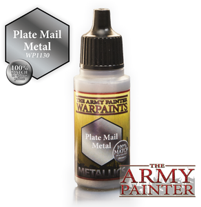 Army Painter: Plate Mail Metal
