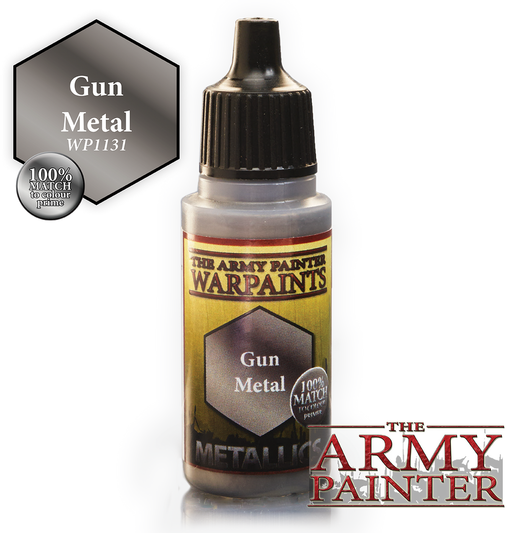 Army Painter: Gun Metal