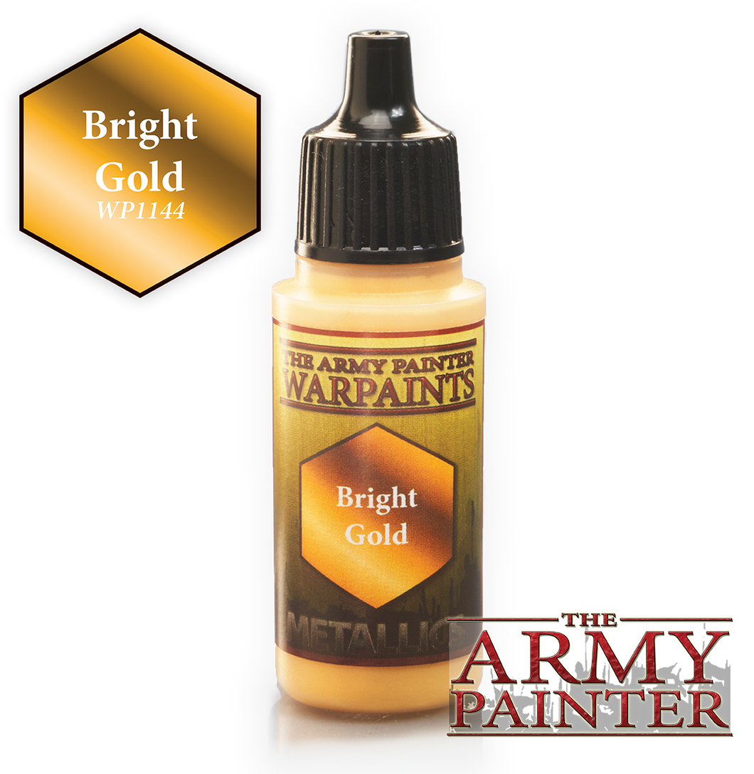 Army Painter: Bright Gold