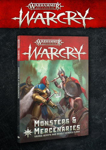 Warcry: Monsters and Mercenaries