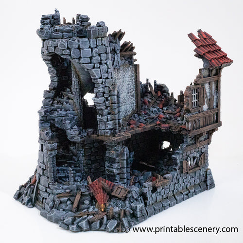 Ruined Sorcerers Tower