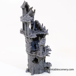 Ruined Wizard's Tower