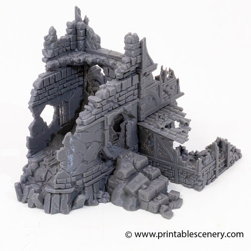Ruined Warcottage