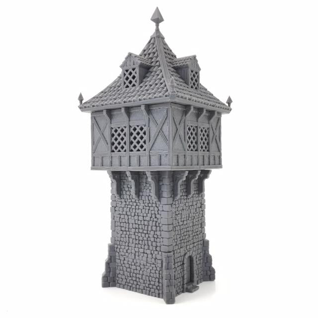 3D Printed: Winterdale Watchtower