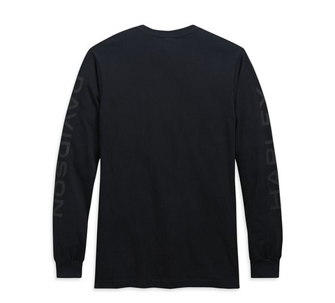 Hyphen Long Sleeve Tee