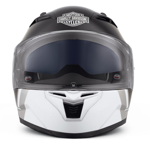 Full-Face Helmet M05 Killian grey ECE