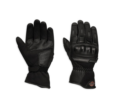 BAR & SHIELD® Logo Mesh Gloves