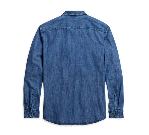 Denim Shirt - Slim Fit