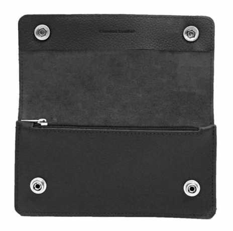 Biker Wallet Willie G. Skull Tall