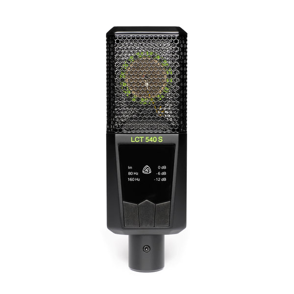 Lewitt LCT 540 SUBZERO Ultra-Low-Noise Condenser Microphone
